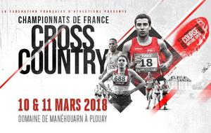 championnat de France de  cross country